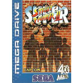 Super Street Fighter II (Mega Drive)