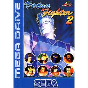 Virtua Fighter 2 (Mega Drive)