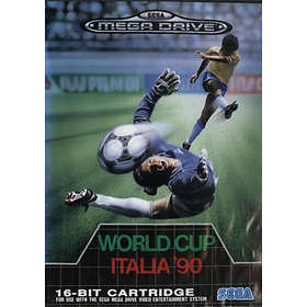 World Cup Italia 90 (Mega Drive)