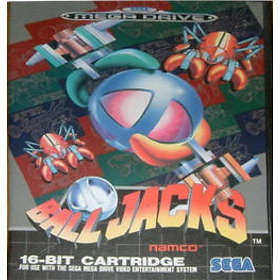 Ball Jacks (Mega Drive)