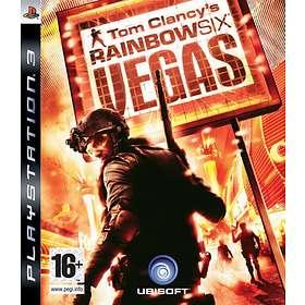 Tom Clancy's Rainbow Six: Vegas (PS3)