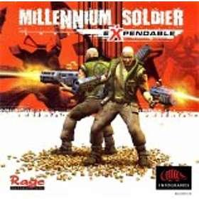Millennium Soldier: Expendable (DC)