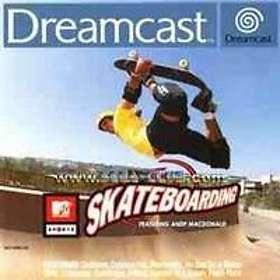 MTV Sports: Skateboarding (DC)
