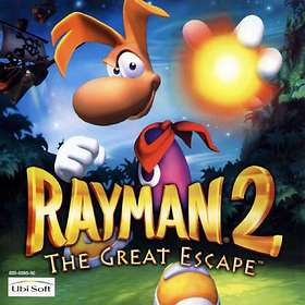 Rayman 2: The Great Escape (DC)