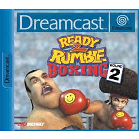Ready 2 Rumble Boxing (DC)