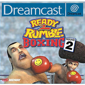 Ready 2 Rumble Boxing: Round 2 (DC)
