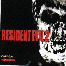 Resident Evil 2 (DC)