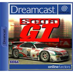 Sega GT (DC)