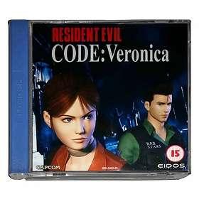 Resident Evil Code: Veronica (DC)