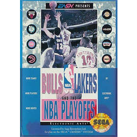 Lakers versus Celtics and the NBA Playoffs (Mega Drive)