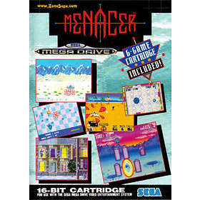 Menacer 6-Game Cartridge