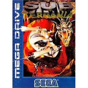 Sub Terrania (Mega Drive)