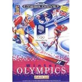 Winter Olympics: Lillehammer '94 (Mega Drive)