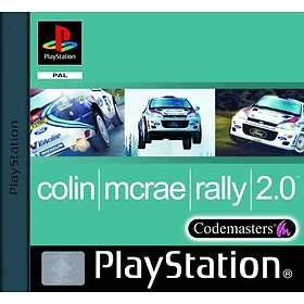 Colin McRae Rally 2.0 (PS1)