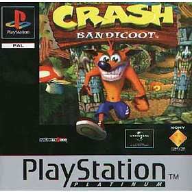 Crash Bandicoot (PS1)