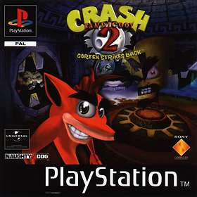 Crash Bandicoot 2: Cortex Strikes Back (PS1)