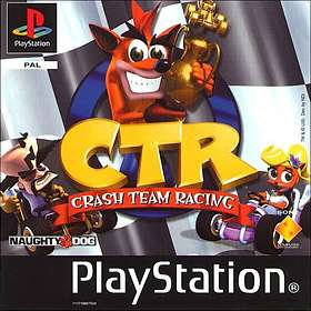 Crash Team Racing (PS1)