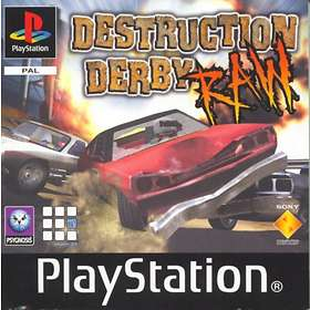 Destruction Derby: Raw (PS1)