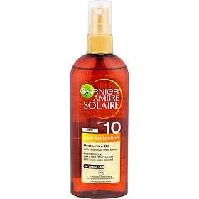 Garnier Ambre Solaire Golden Protect Oil SPF10 150ml