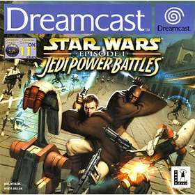 Star Wars Episode I: Jedi Power Battles (DC)