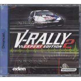 V-Rally 2: Expert Edition (DC)