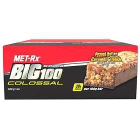 MET-Rx Big 100 Colossal Bar 100g 12pcs