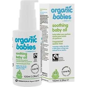 Green People Organic Babies Baby Oil 100ml