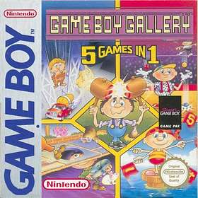 Game Boy Gallery 5 in 1