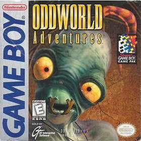 Oddworld Adventures (GB)