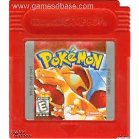 Pokémon Röd