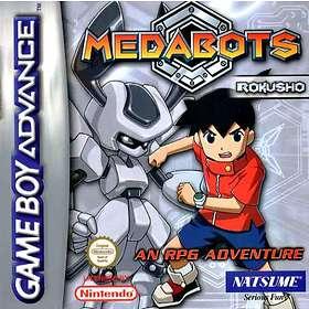 Medabots: Rokusho Version (GBA)