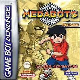 Medabots: Metabee Version (GBA)