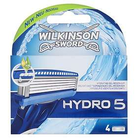 Wilkinson Sword Hydro 5 4-pack
