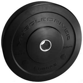 MuscleDriver USA Bumper Weight Plate 10kg