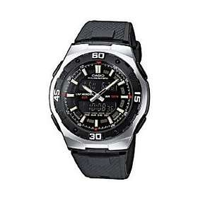 Find the best price on Casio Collection AQ-164W-1A  b7c6f1041cce
