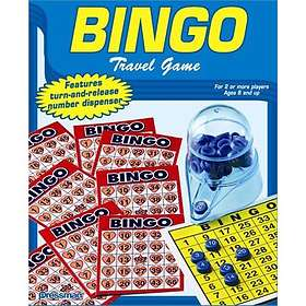 Pressman Bingo (pocket)