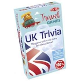 Tactic UK Trivia (pocket)
