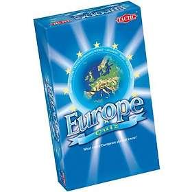 Tactic Europe Trivia (pocket)