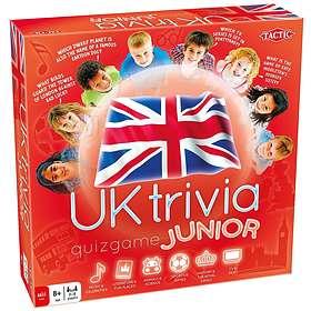 Tactic UK Trivia: Junior