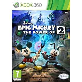 Disney Epic Mickey 2: The Power of Two (Xbox 360)