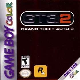 Grand Theft Auto 2 (GBC)
