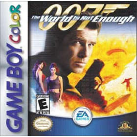 James Bond 007: The World is Not Enough (GBC)