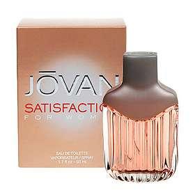 Jovan Satisfaction for Her edt 50ml