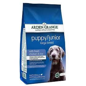 Arden Grange Dog Puppy/Junior Large Chicken & Rice 12kg