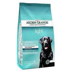 Arden Grange Dog Adult Light Chicken 15kg