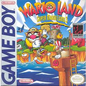 Super Mario Land 3: Wario Land (GB)