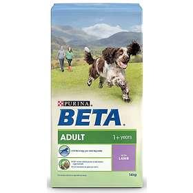 Purina Beta Adult Lamb & Rice 14kg