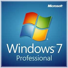 Microsoft Windows 7 Professional SP1 Eng (Get Genuine)