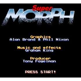 Super Morph (SNES)