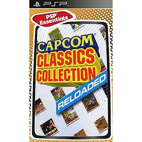 Capcom Classics Collection: Reloaded